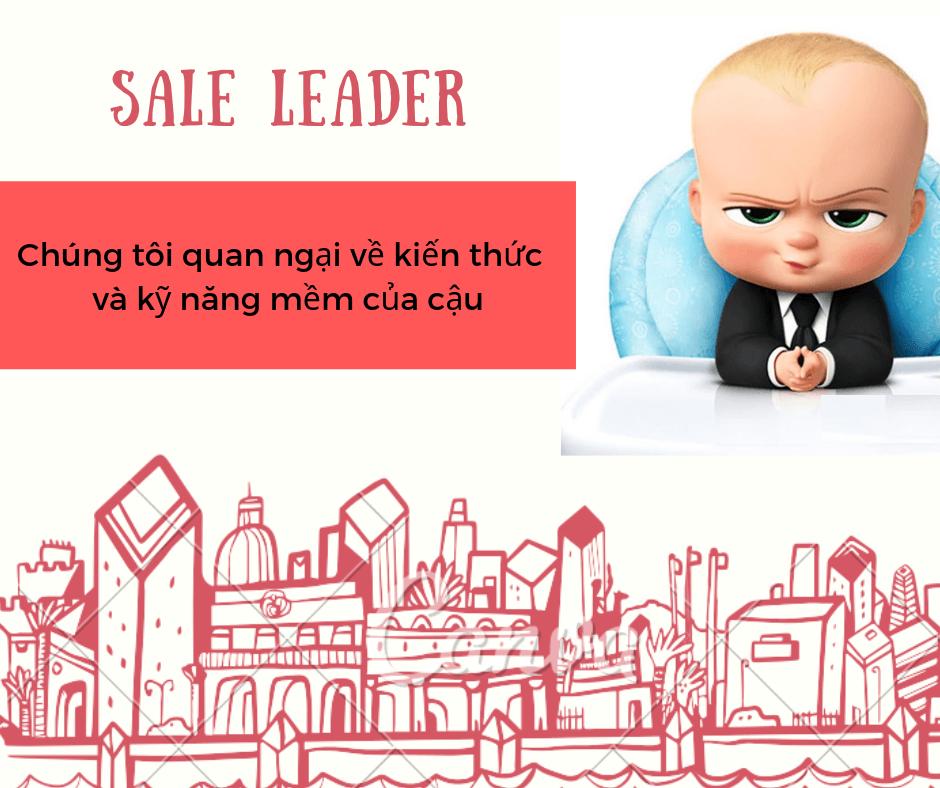 Kỹ năng mềm của Sale