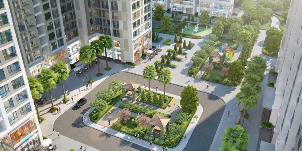 Tiện ích căn hộ dự án Laimian City