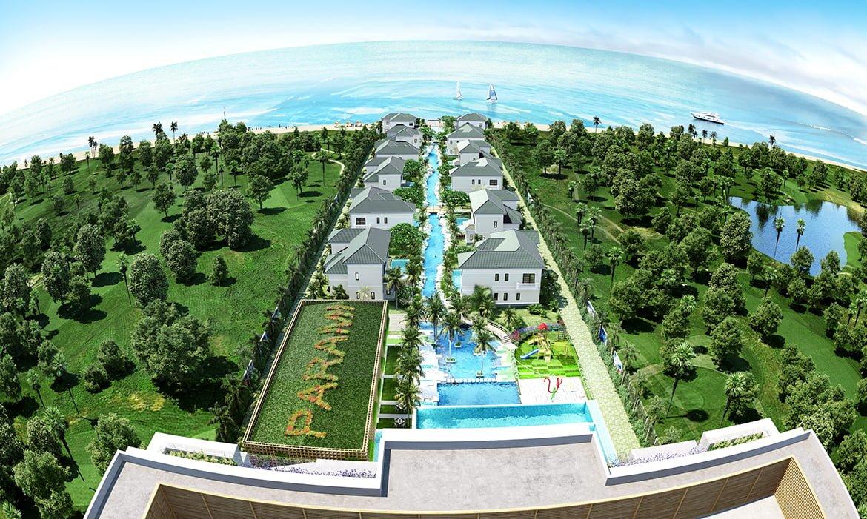 Condotel Parami Hồ Tràm