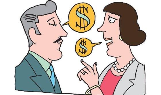 Đàm phán với khách hàng