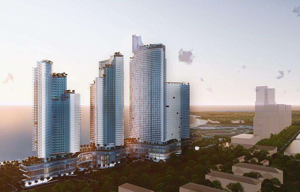 Mặt bằng thiết kế Sunbay Park Phan Rang