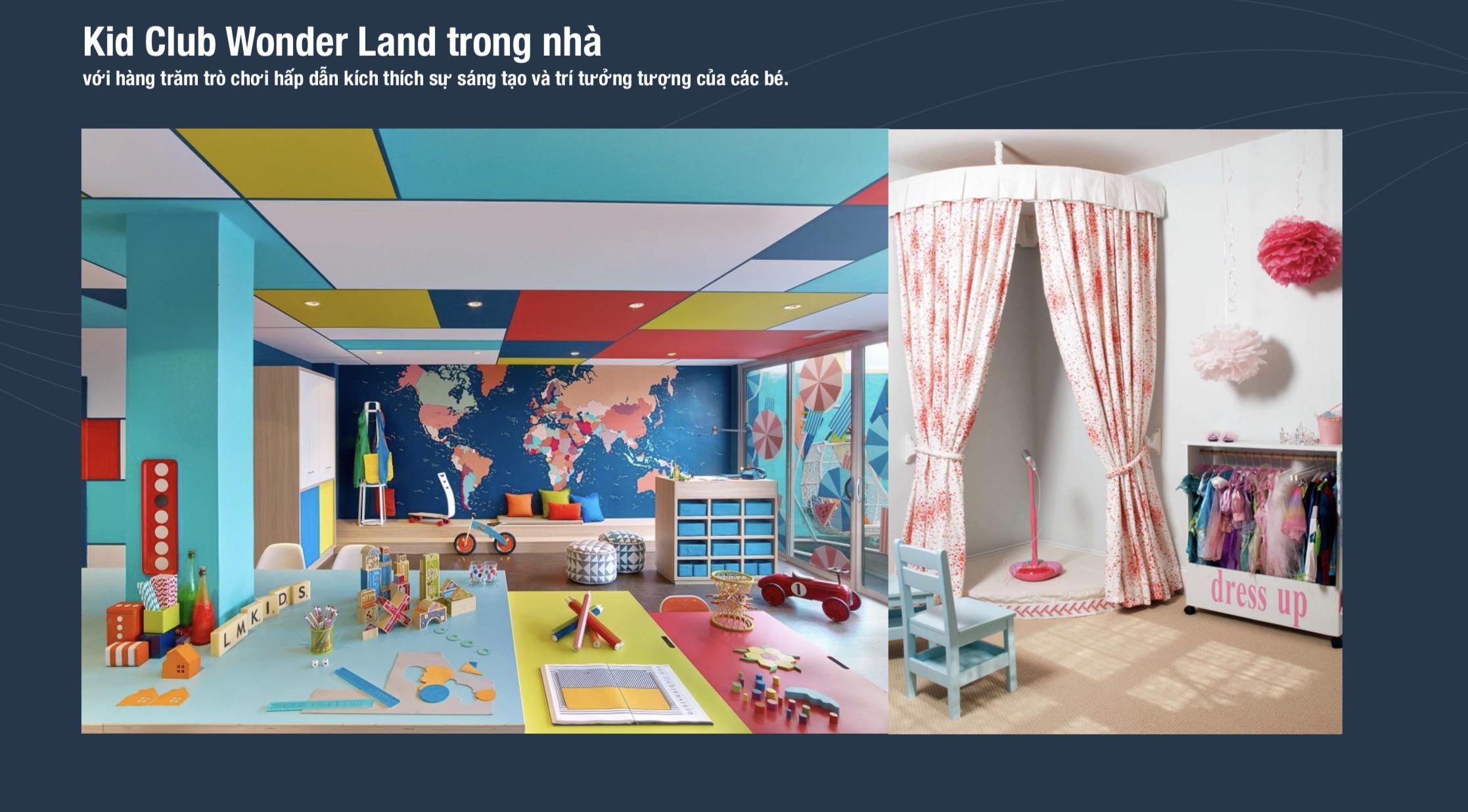Kid Club Wonder Land The Maris Vũng Tàu