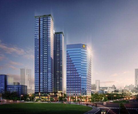 Tổng quan dự án Grand Center Quy Nhơn