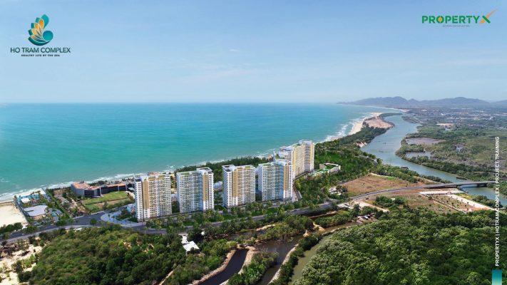 Cập nhật dự án Hồ Tràm Complex