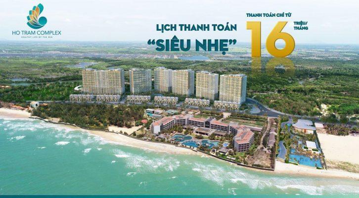 PTTT Hồ Tràm Complex