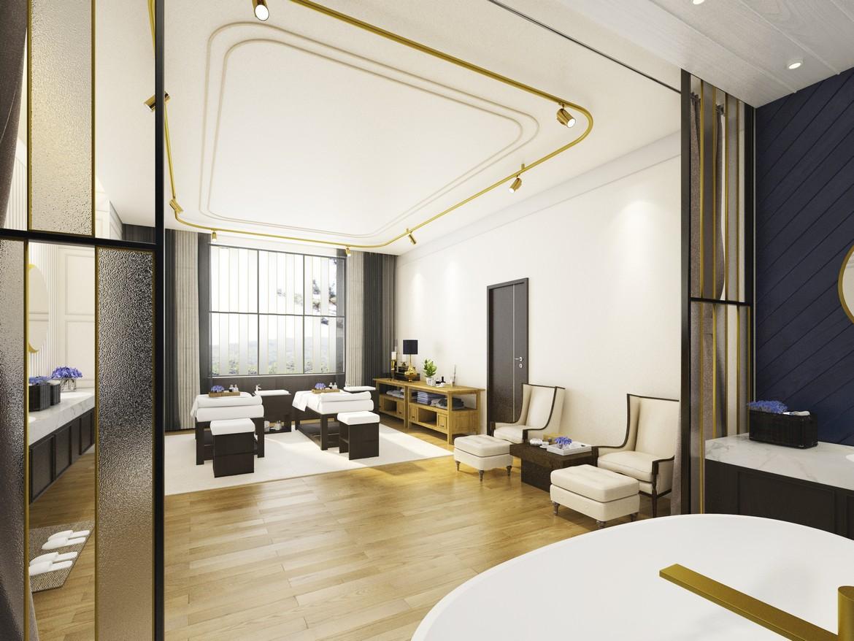 Nhà mẫu căn hộ Sky Park Bình Chánh