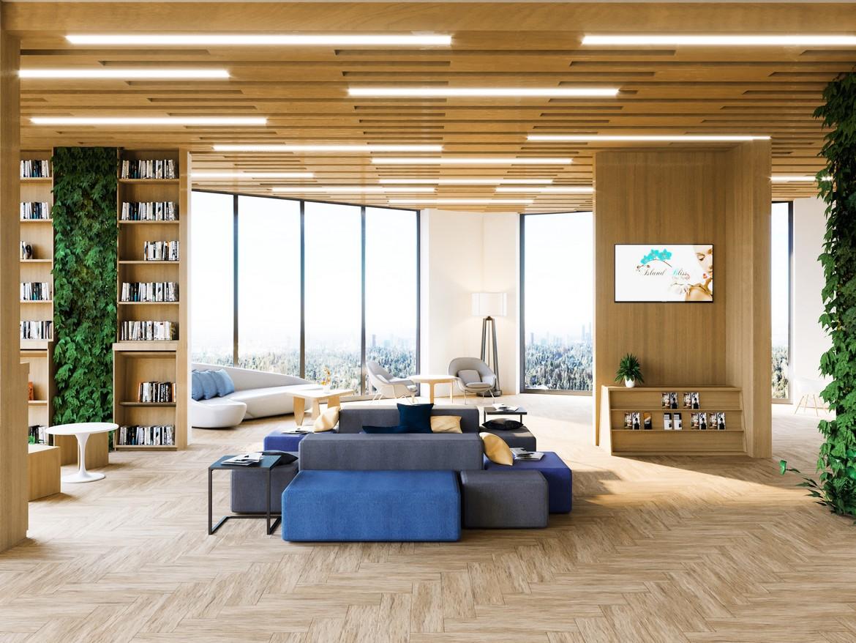 Tiện ích dự án căn hộ chung cư Sky Park Bình Chánh
