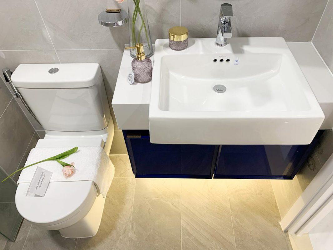 Nội thất nhà vệ sinh Precia