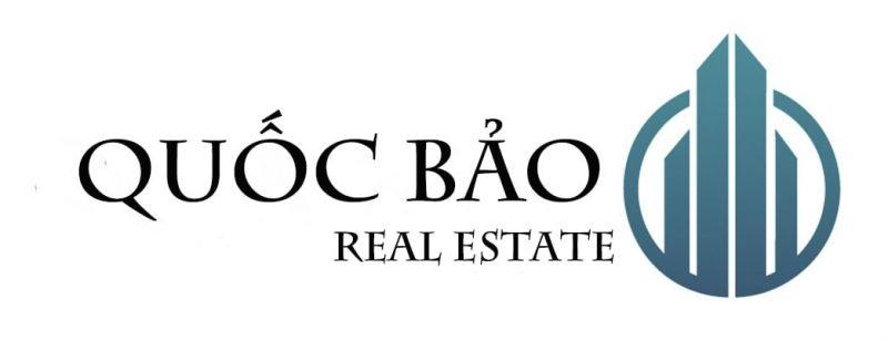 Logo Quốc Bảo Bất Động Sản