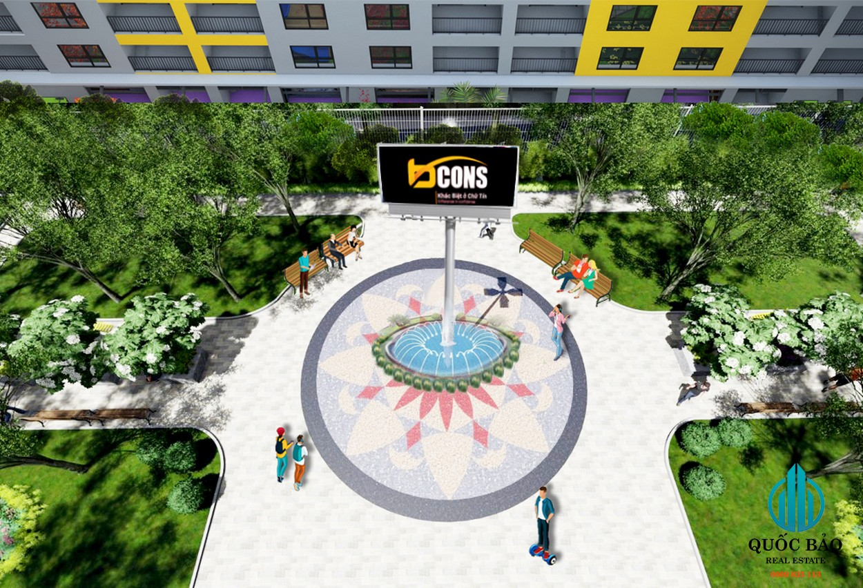Tiện ích Bcons Plaza