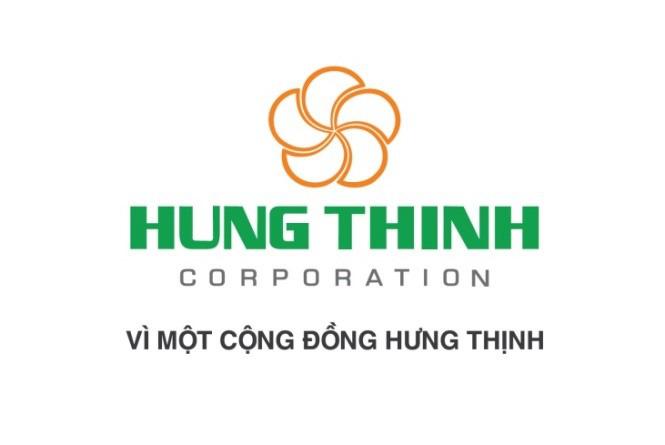 Logo Tập đoàn Hưng Thịnh -  Hưng Thịnh Corp
