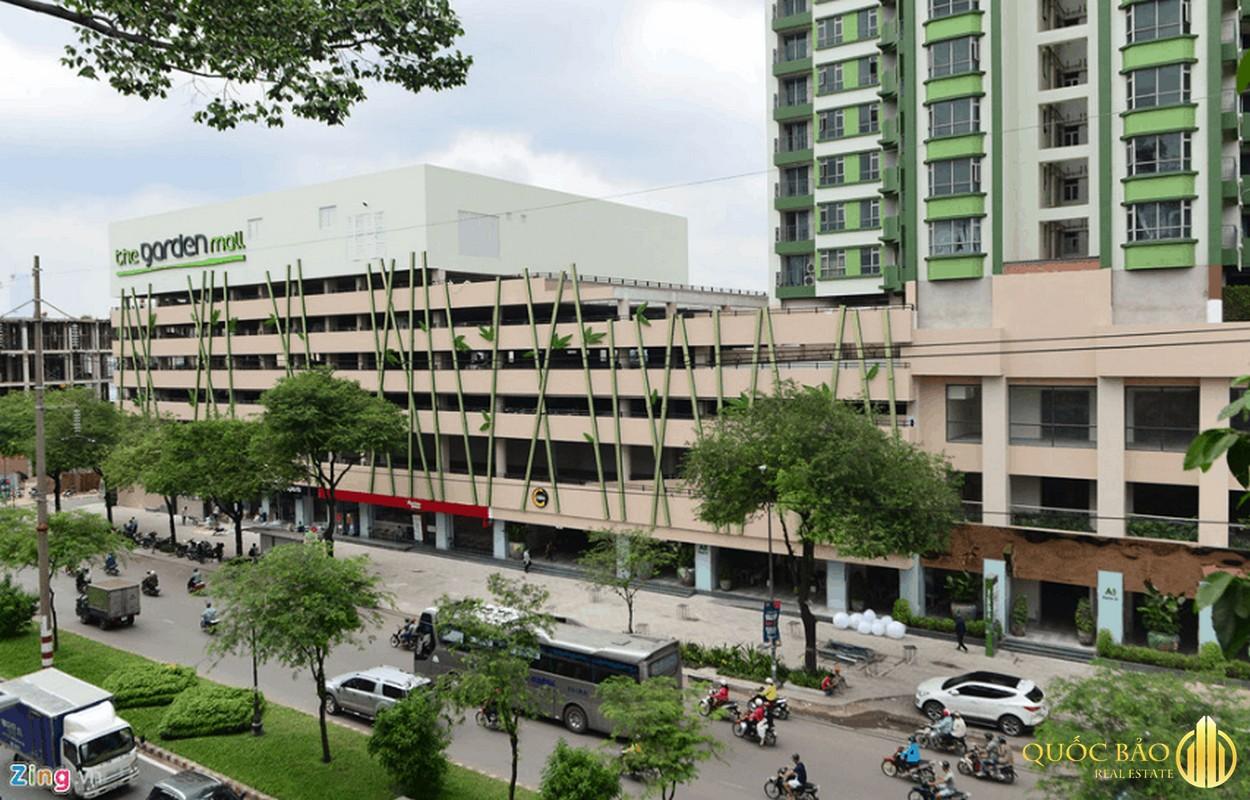 Thuận Kiều Plaza có vị trí vàng