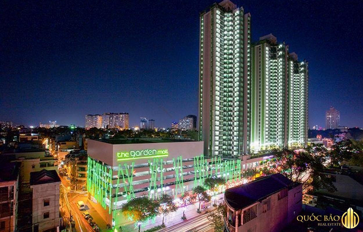 Thuận Kiều Plaza thay áo mới