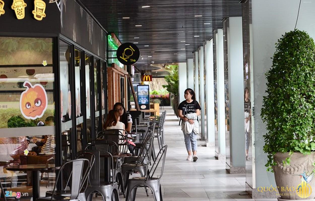 Khu thương mại Thuận Kiều Plaza hoạt động ế ẩm