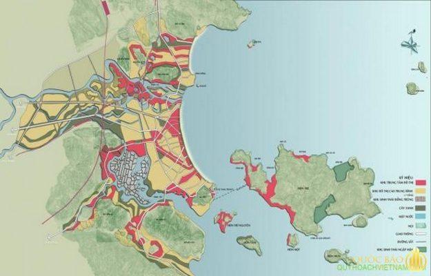 Bản đổ quy hoạch Nha Trang