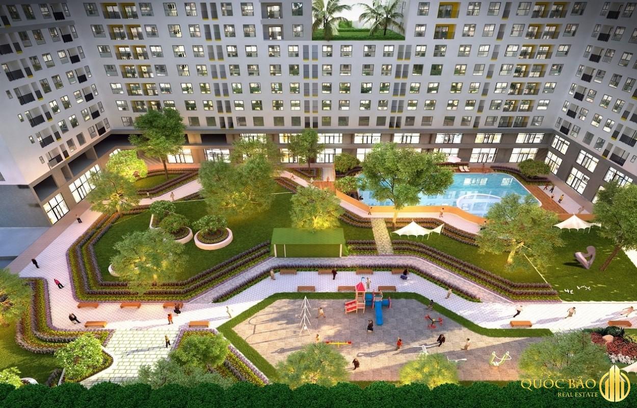Tiện ích Bcons Garden đa dạng, hiện đại và toàn diện