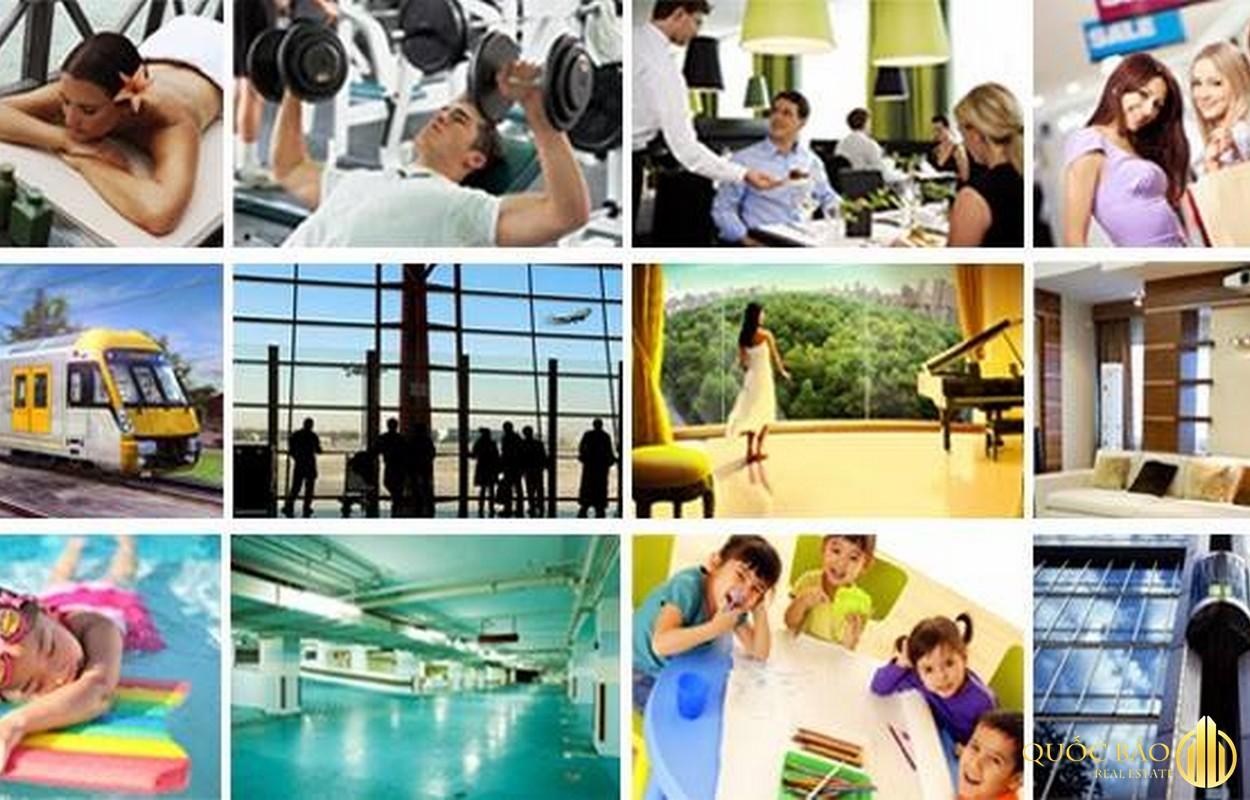 Căn hộ du lịch sỡ hữu nhiều tiện ích du lịch - Ảnh minh họa căn hộ du lịch là gì?