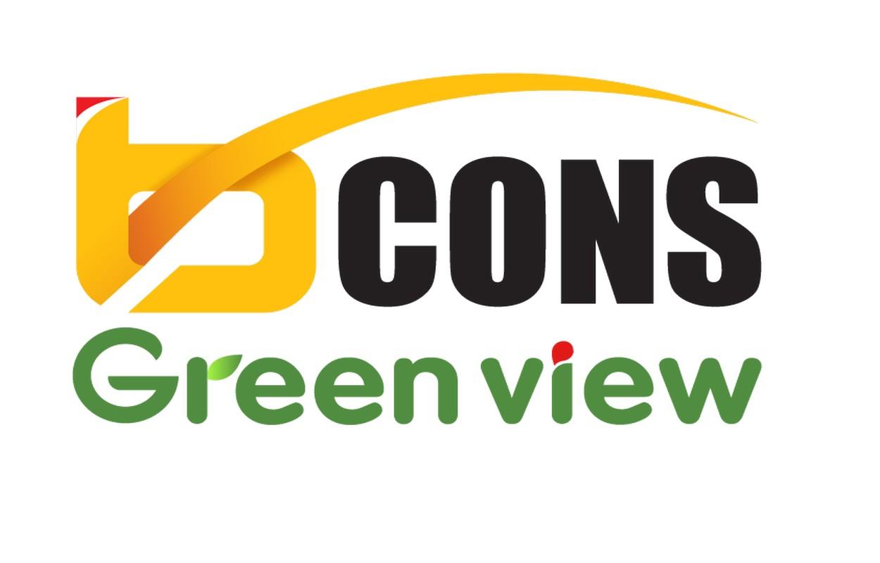 Logo BCONS - Chủ đầu tư dự án Bcons Green View