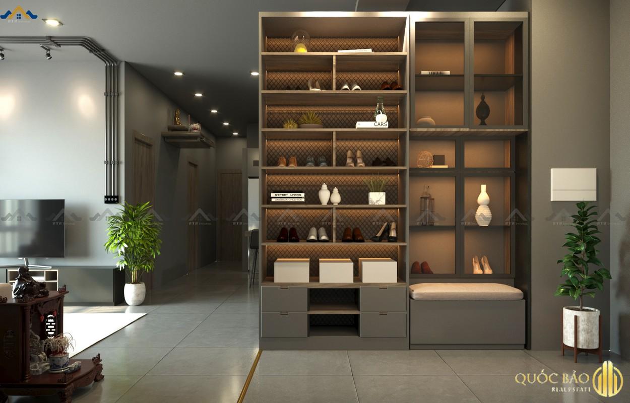 Thiết kế Phú Hoàng Anh hiện rất hấp dẫn chỉ từ 1,9 tỷ/căn 2 PN.
