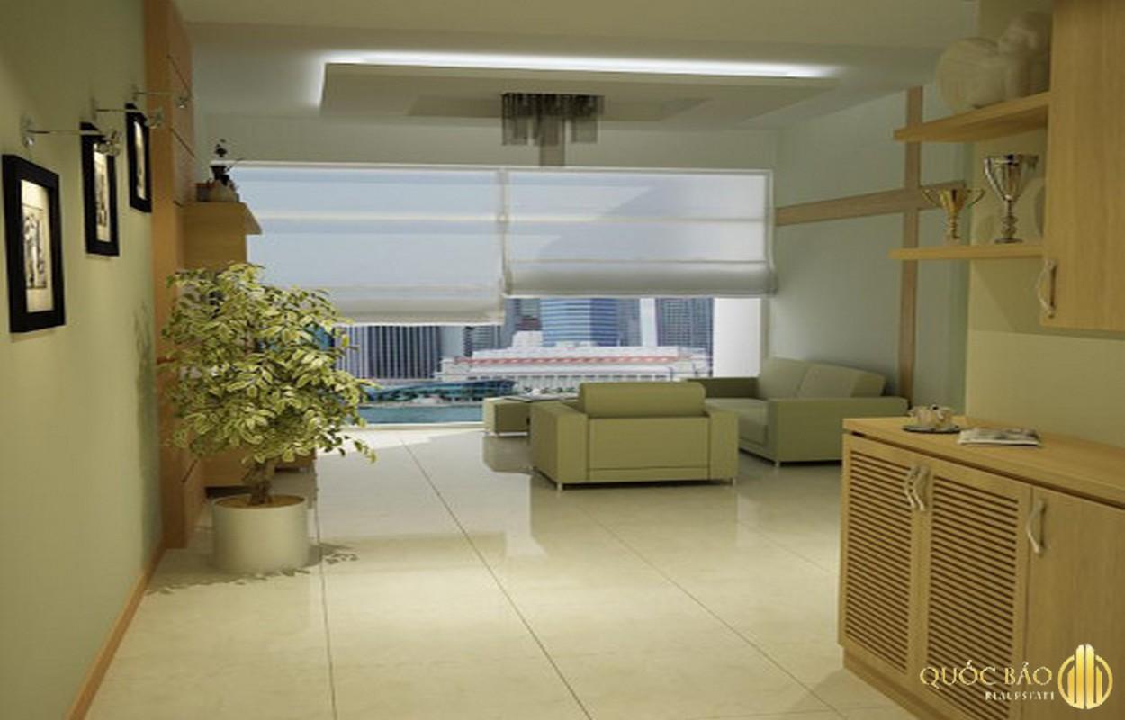 Thiết kế Phú Hoàng Anh hiện đại- Giá bán căn hộ Phú Hoàng Anh chỉ từ 1,9 tỷ/căn 2 PN.