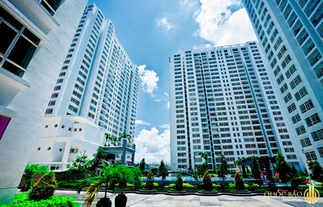 Ảnh thực tế Phú Hoàng Anh - Giá bán căn hộ Phú Hoàng Anh chỉ từ 1,9 tỷ