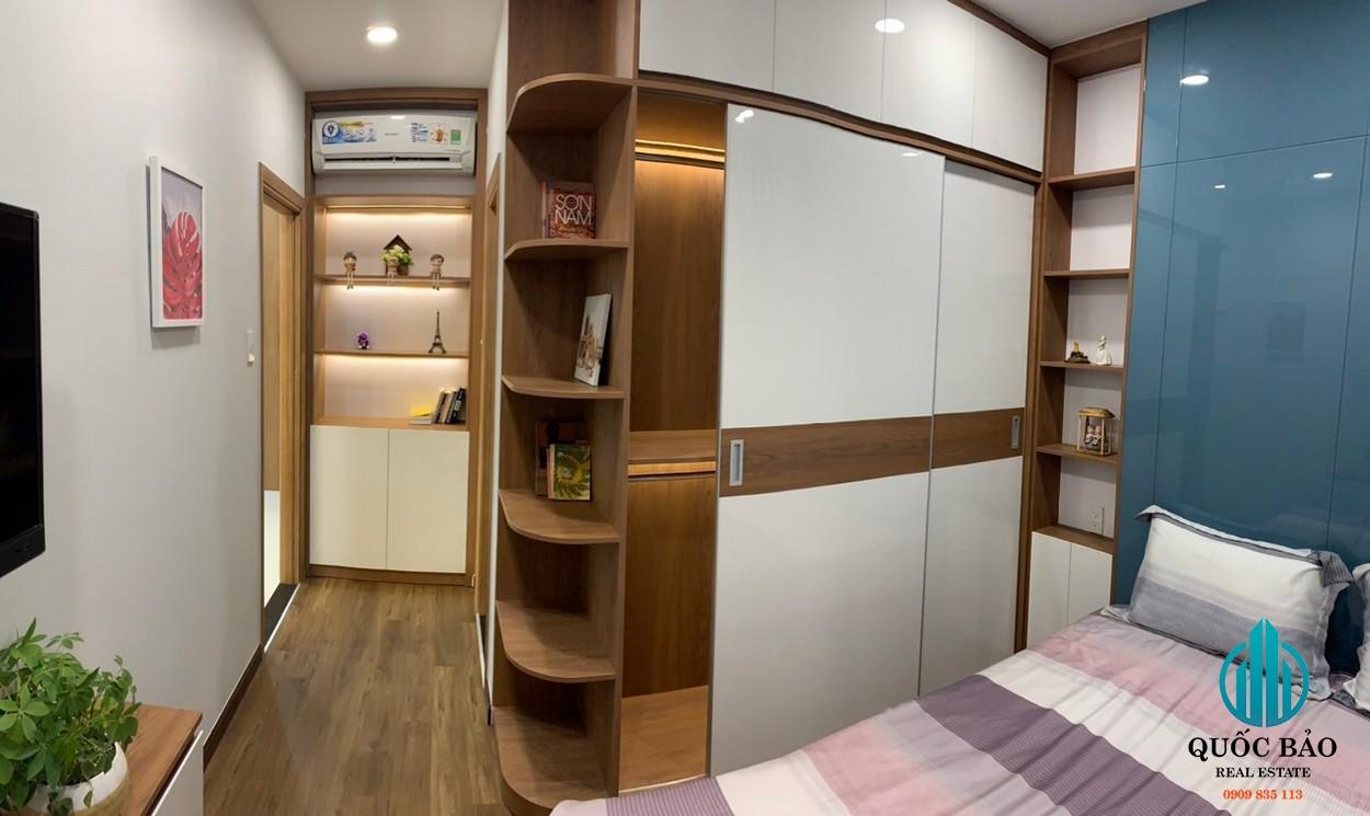 Phòng ngủ căn hộ Bcons Green View