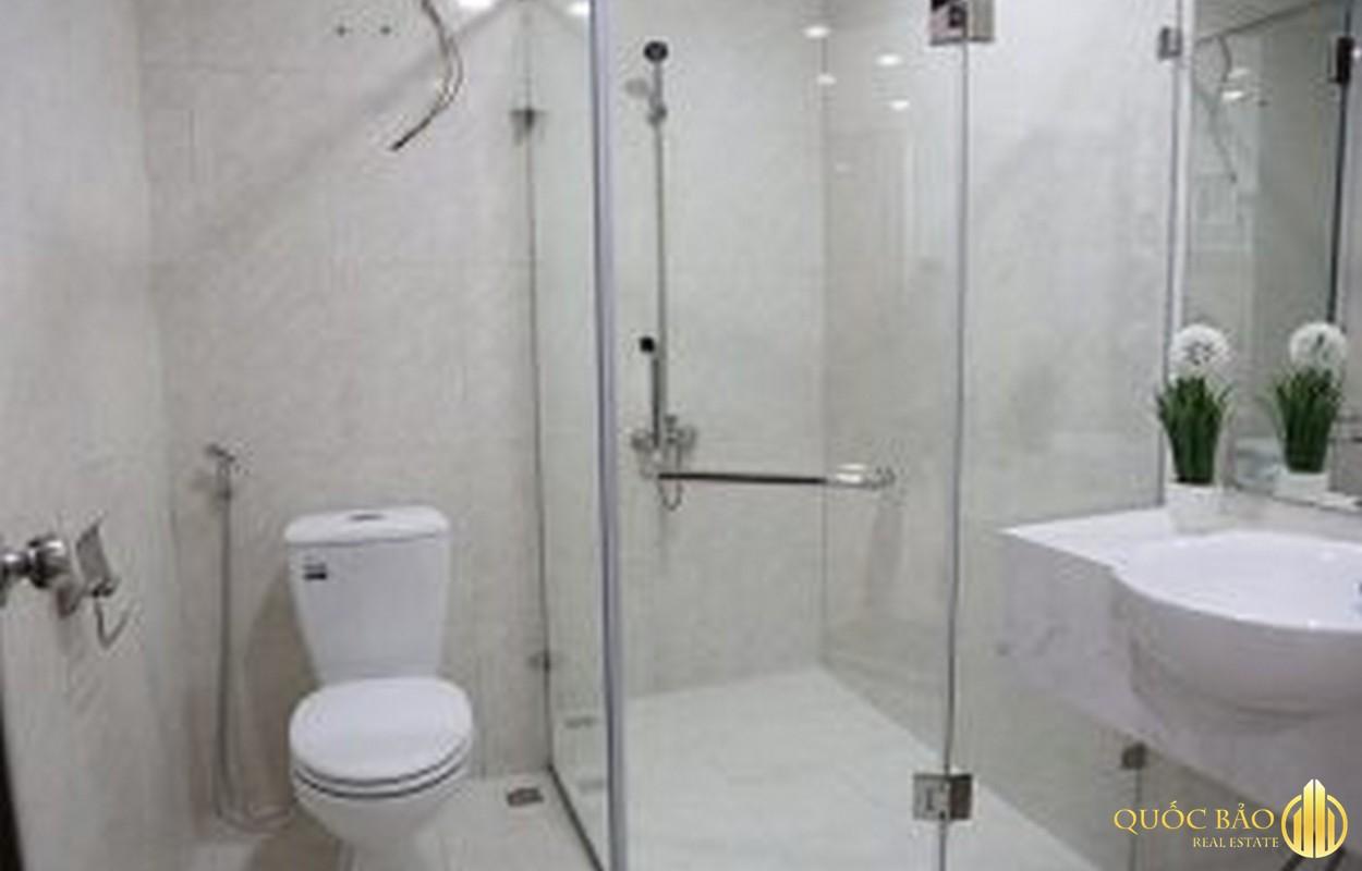 Không gian vệ sinh