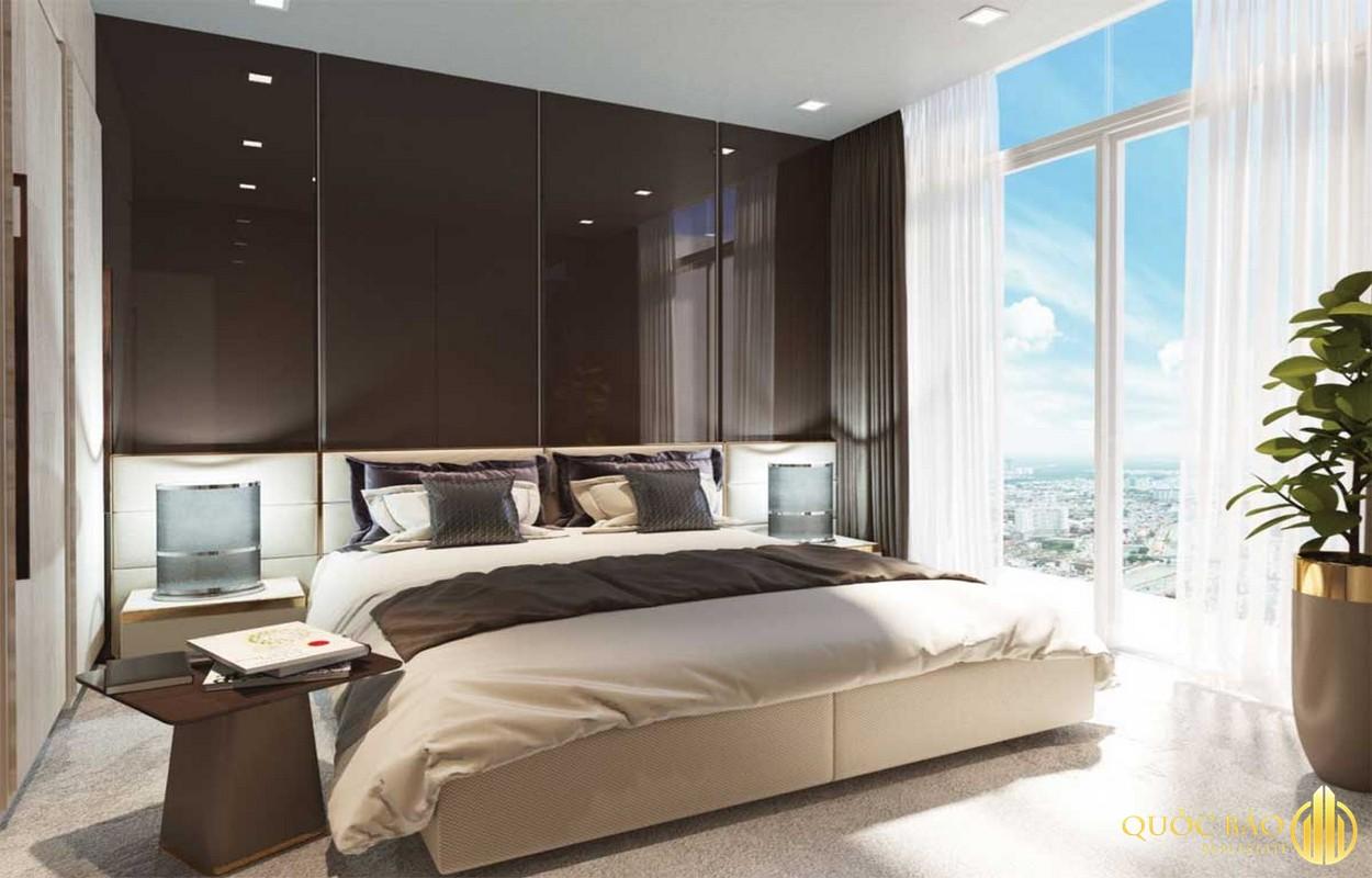 Thiết kế căn hộ Masterise Marina One Bason