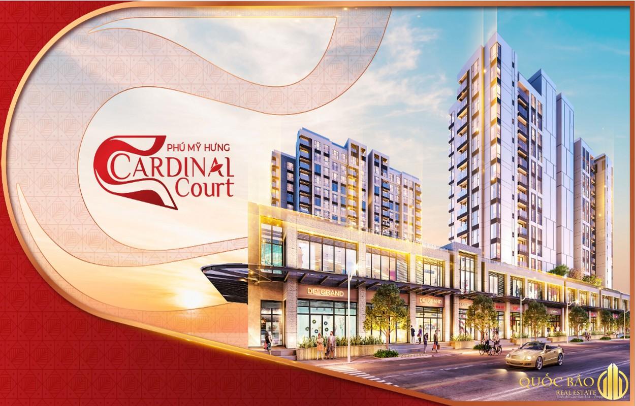Giới thiệu Phú Mỹ Hưng Cardinal Court