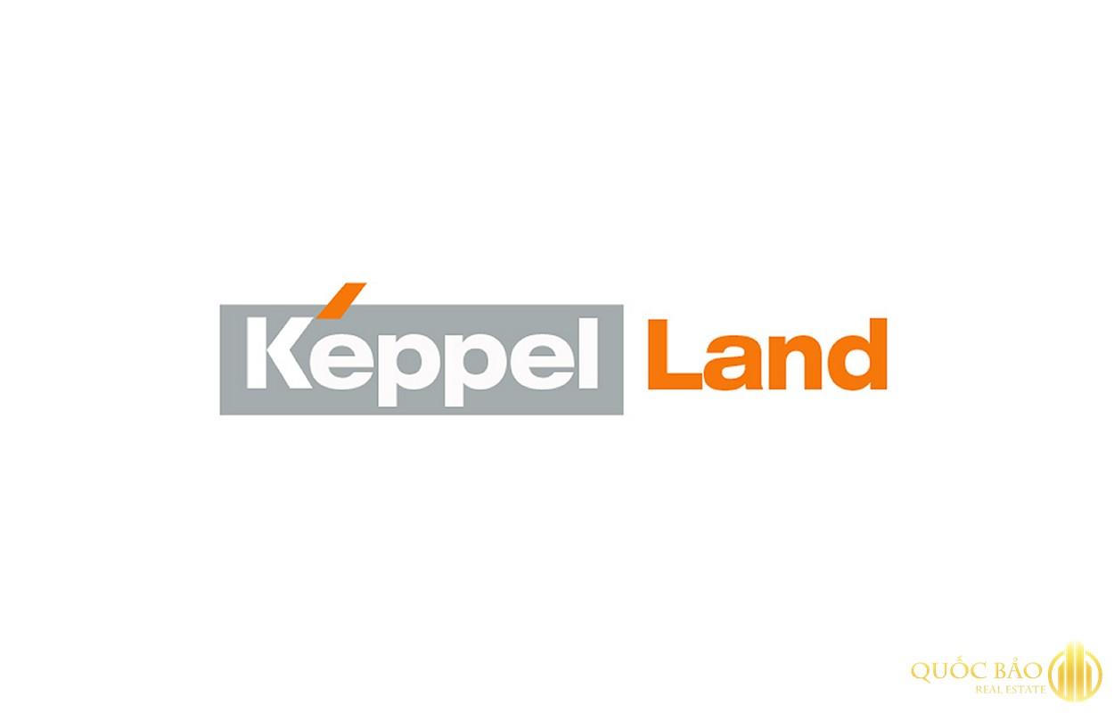 Logo chủ đàu tư Keppel Land - Dự án Saigon Sports City