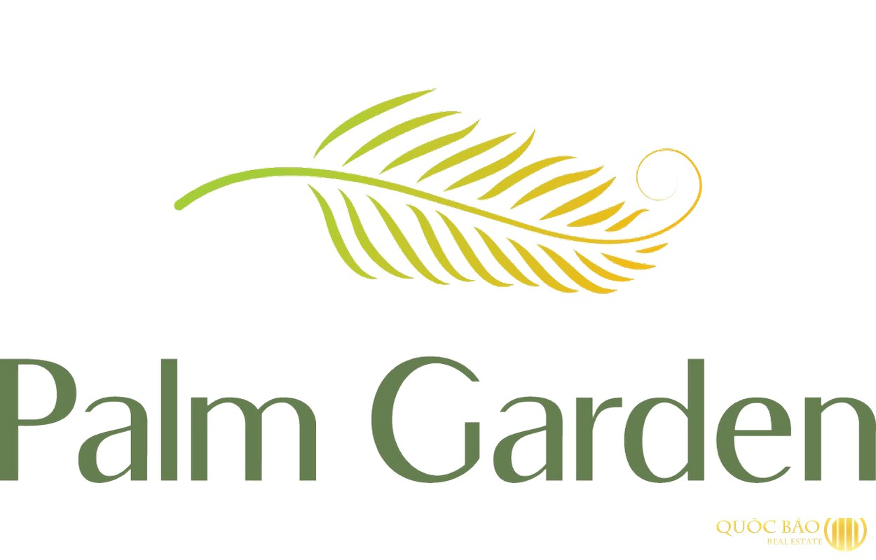 Logo dự án Palm Garden
