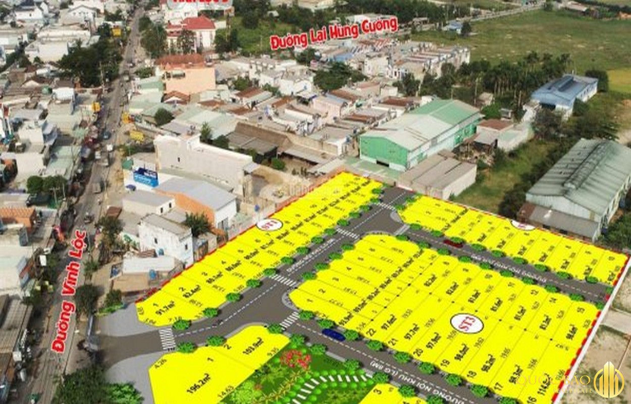 Giá bán chung cư Vĩnh Lộc B chỉ từ 15 triệu/m2