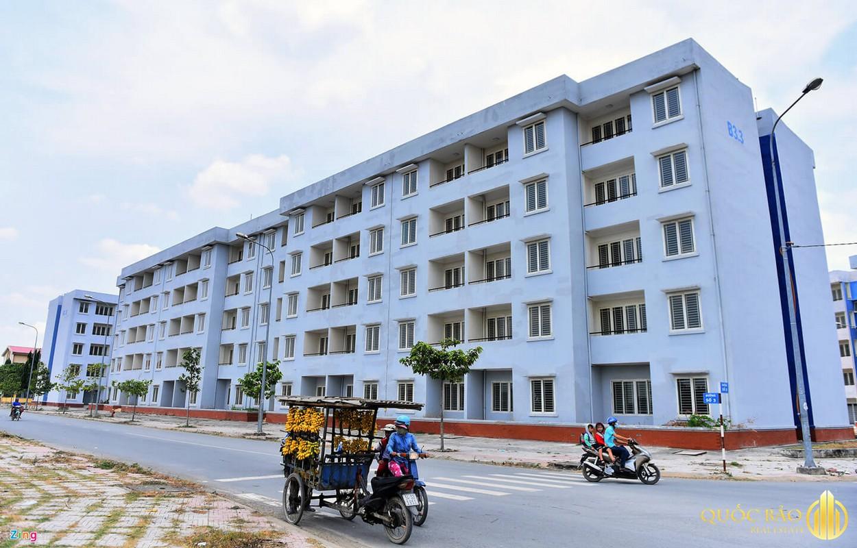 Tổng quan chung cư Vĩnh Lộc B - Giá bán chung cư Vĩnh Lộc B chỉ từ 15 triệu/m2