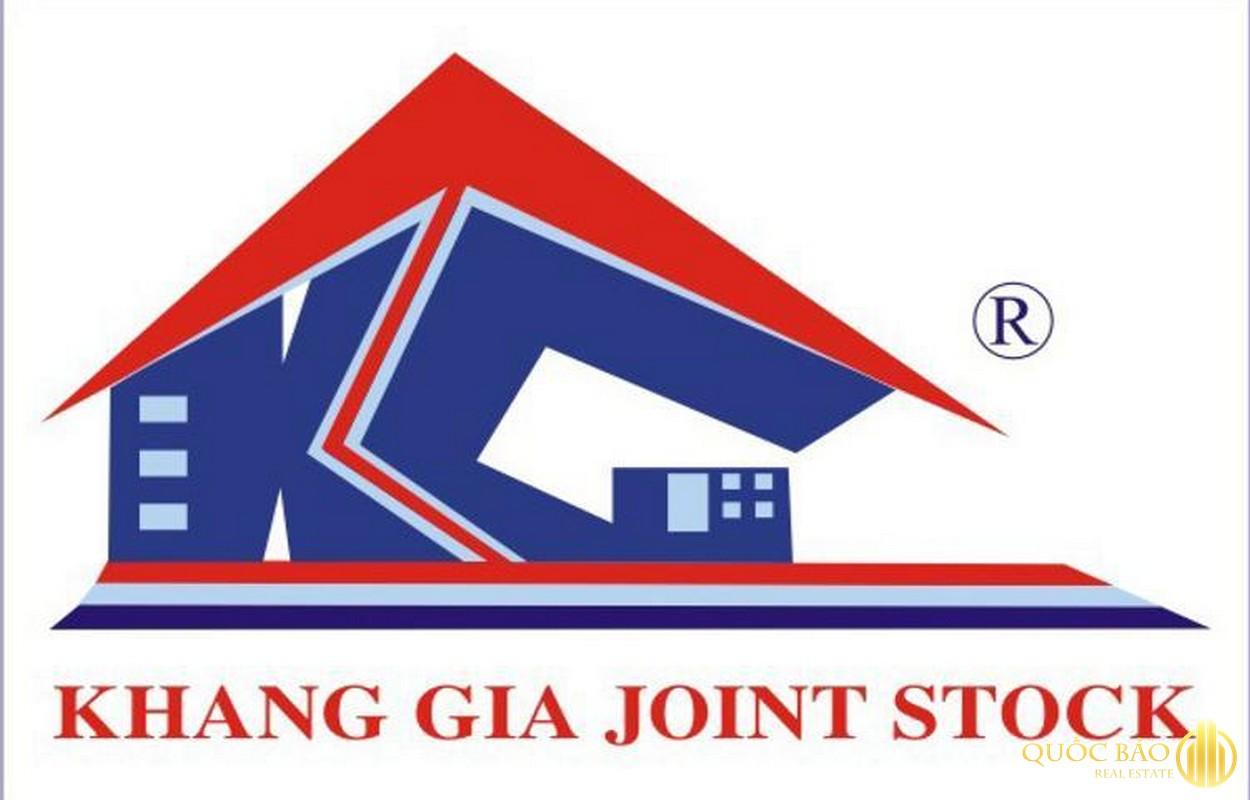 Logo chủ đầu tư Khang Gia