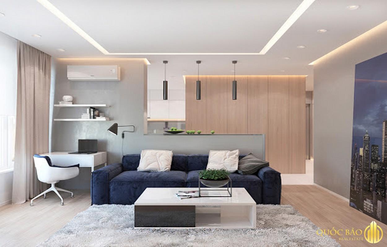Thiết kế nhà mẫu căn hộ Khang Gia Gò Vấp