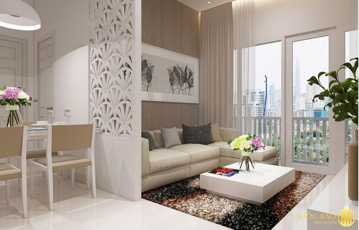 Thiết kế căn hộ chung cư Mỹ Đức