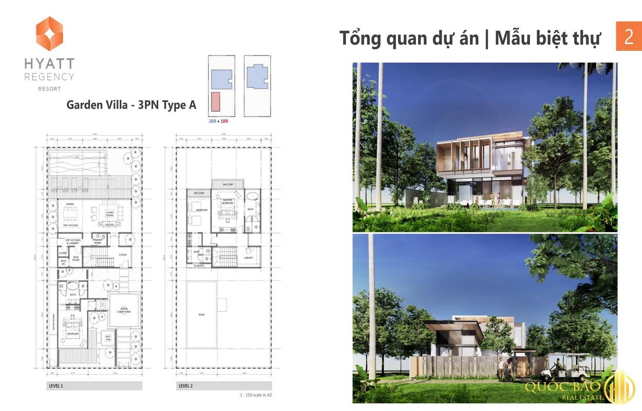 Thiết kế Dự án Hyatt Regency Hồ Tràm