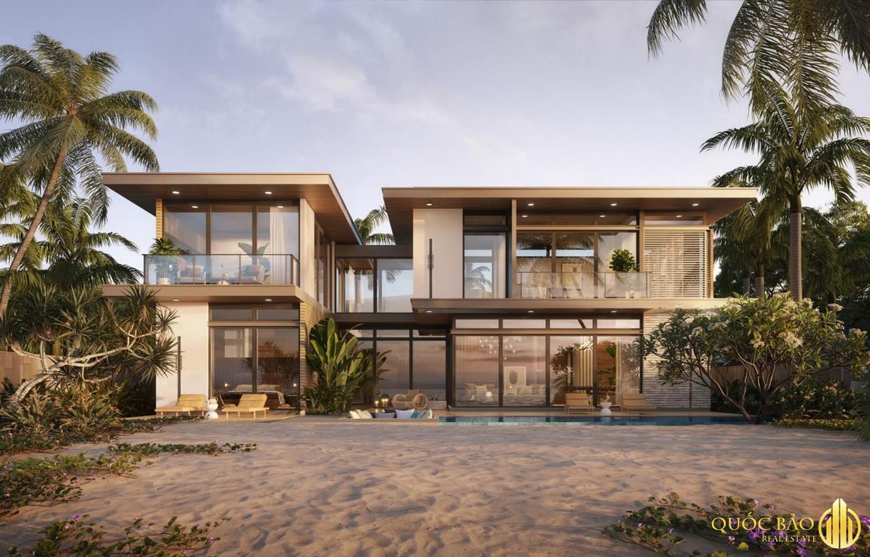 Nhà mẫu Dự án Hyatt Regency Hồ Tràm