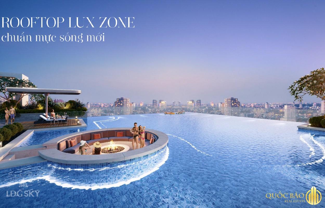 Tiện ích chuẩn Resort Dự án LDG Sky Bình Dương