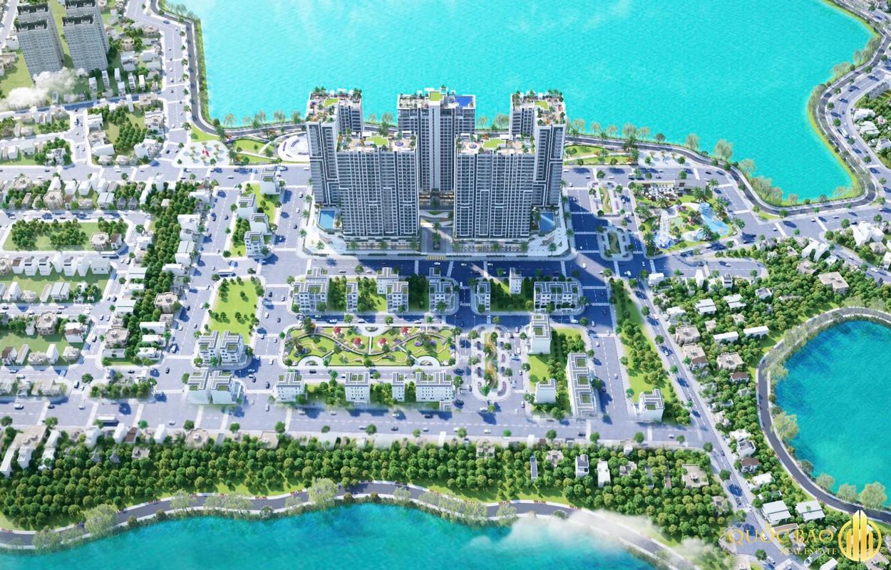 Vị trí Dự án LDG Sky Bình Dương dễ dàng kết nối tiện ích sống