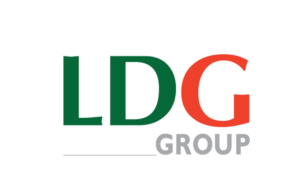 Logo Chủ đầu tư LDG Group - Dự án LDG Sky Bình Dương