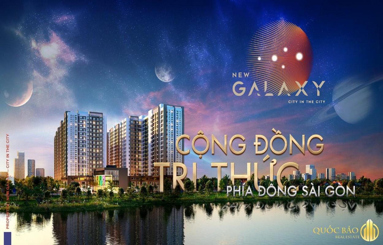 New Galaxy Hưng Thịnh - Cộng Đồng Tri Thức Đông Sài Gòn