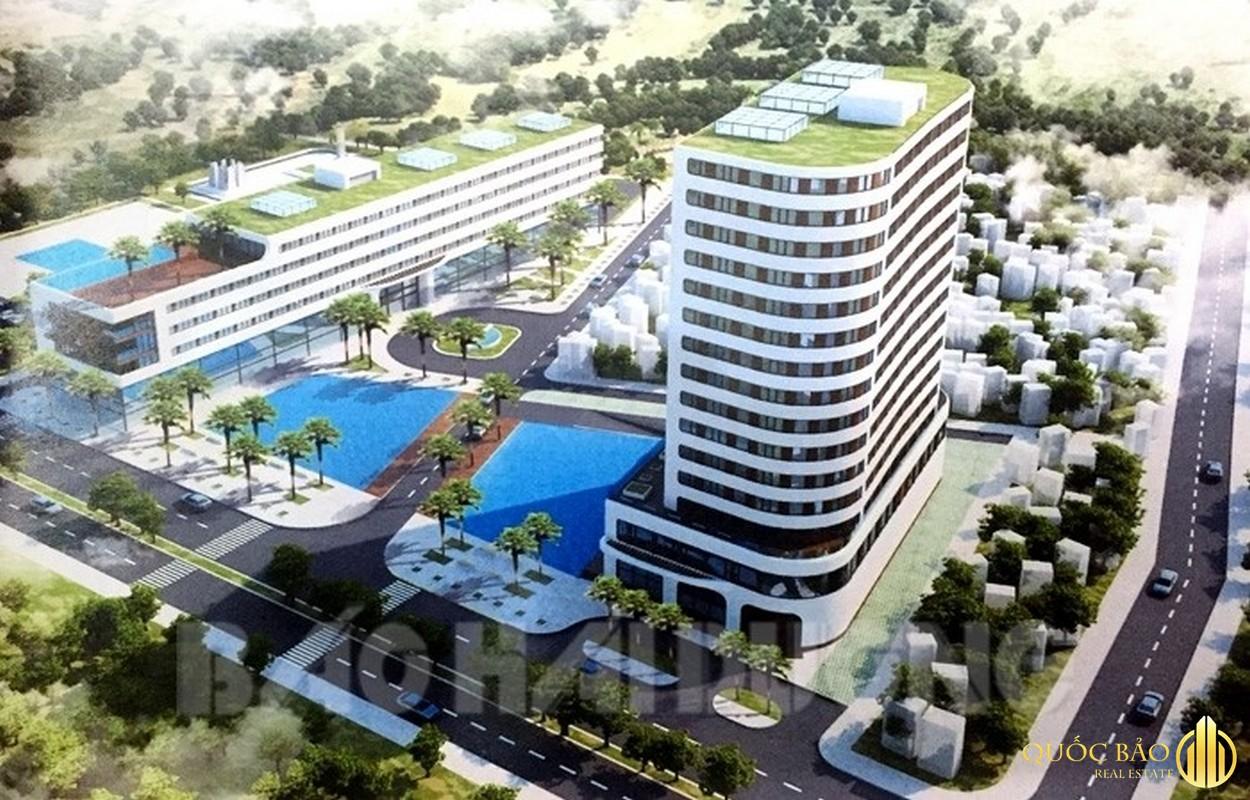 Dự án Central Chí Linh - Nhà đất thị xã Chí Linh sôi động khi lên thành phố