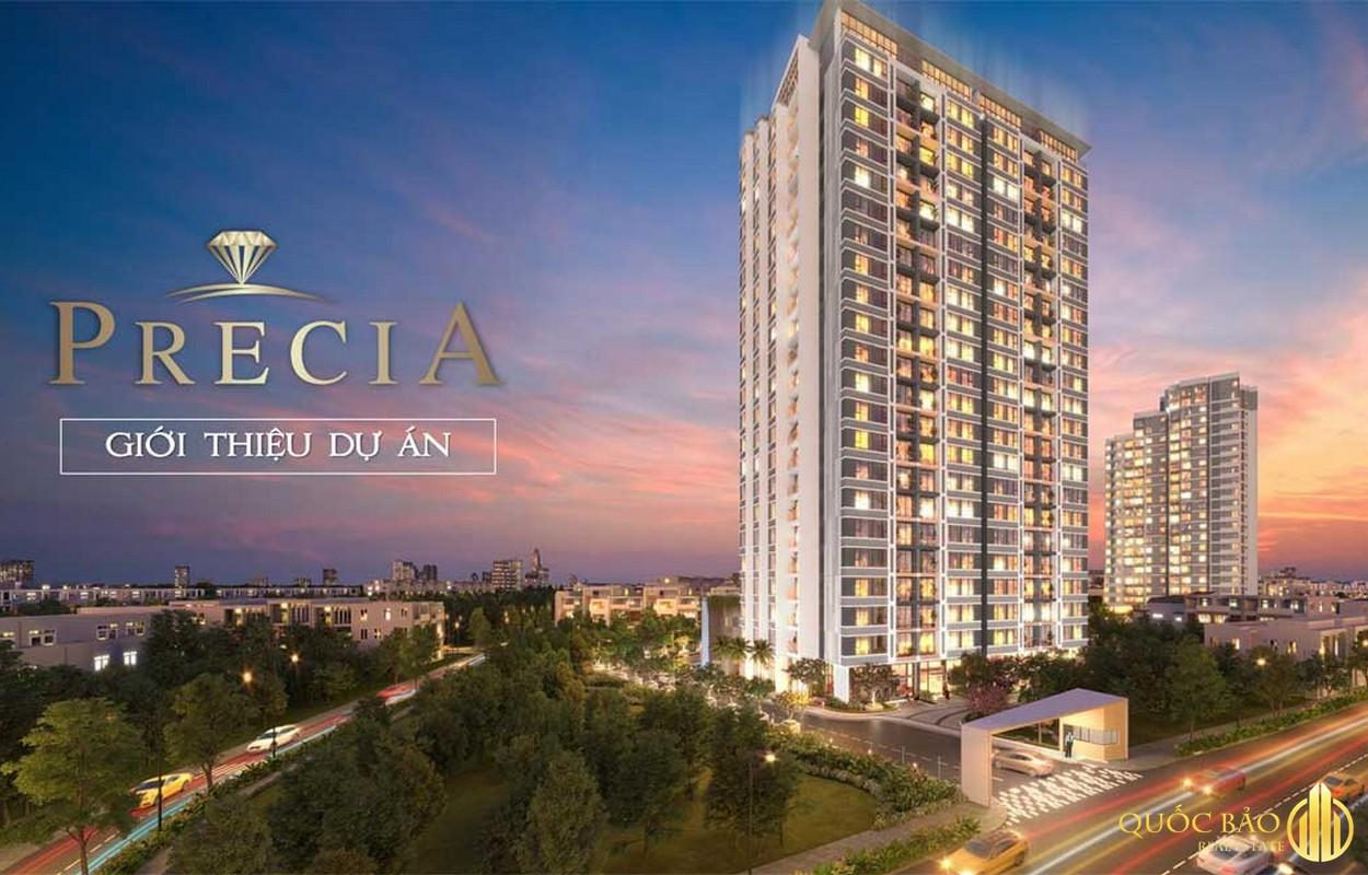 Dự án căn hộ Precia