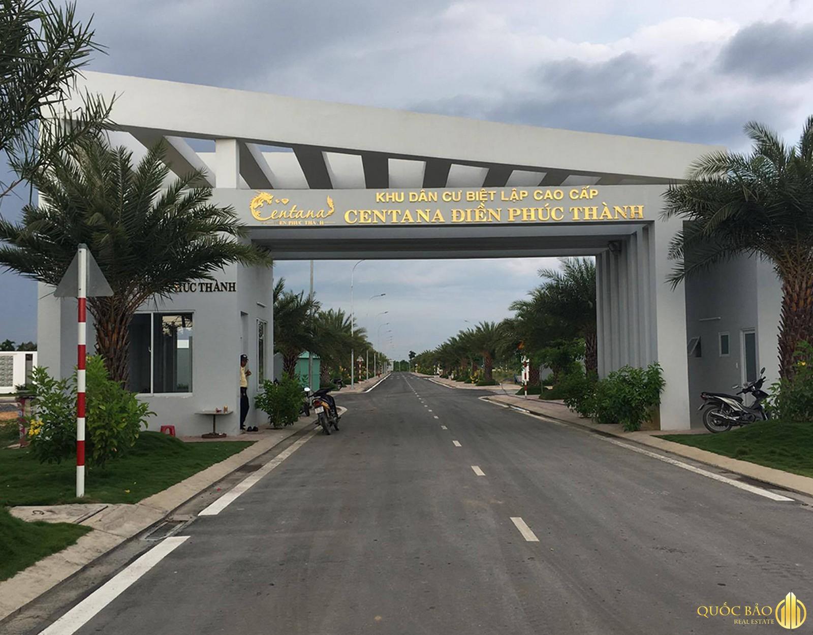 Dự án Centana Trường Lưu Quận 9