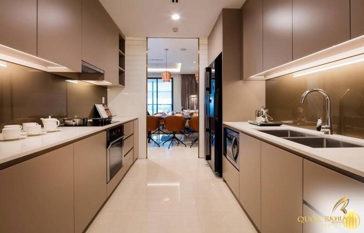 Thiết kế phòng bếp Dự án Richlane Residences