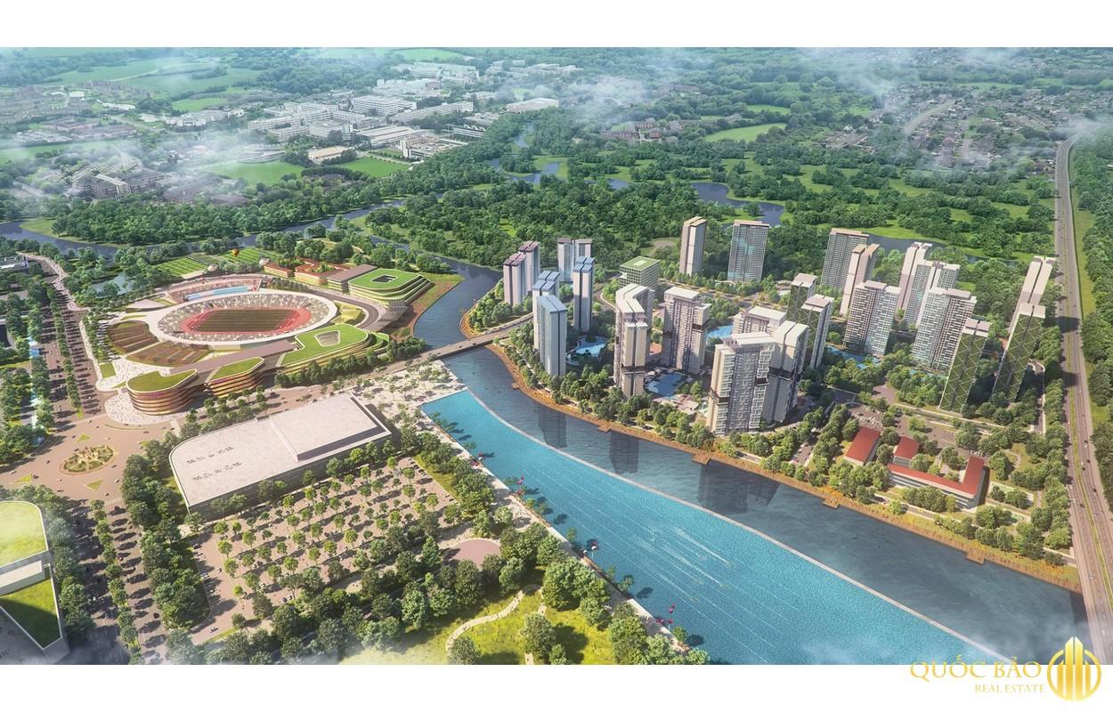 Dự án khu căn hộ Saigon Sports City