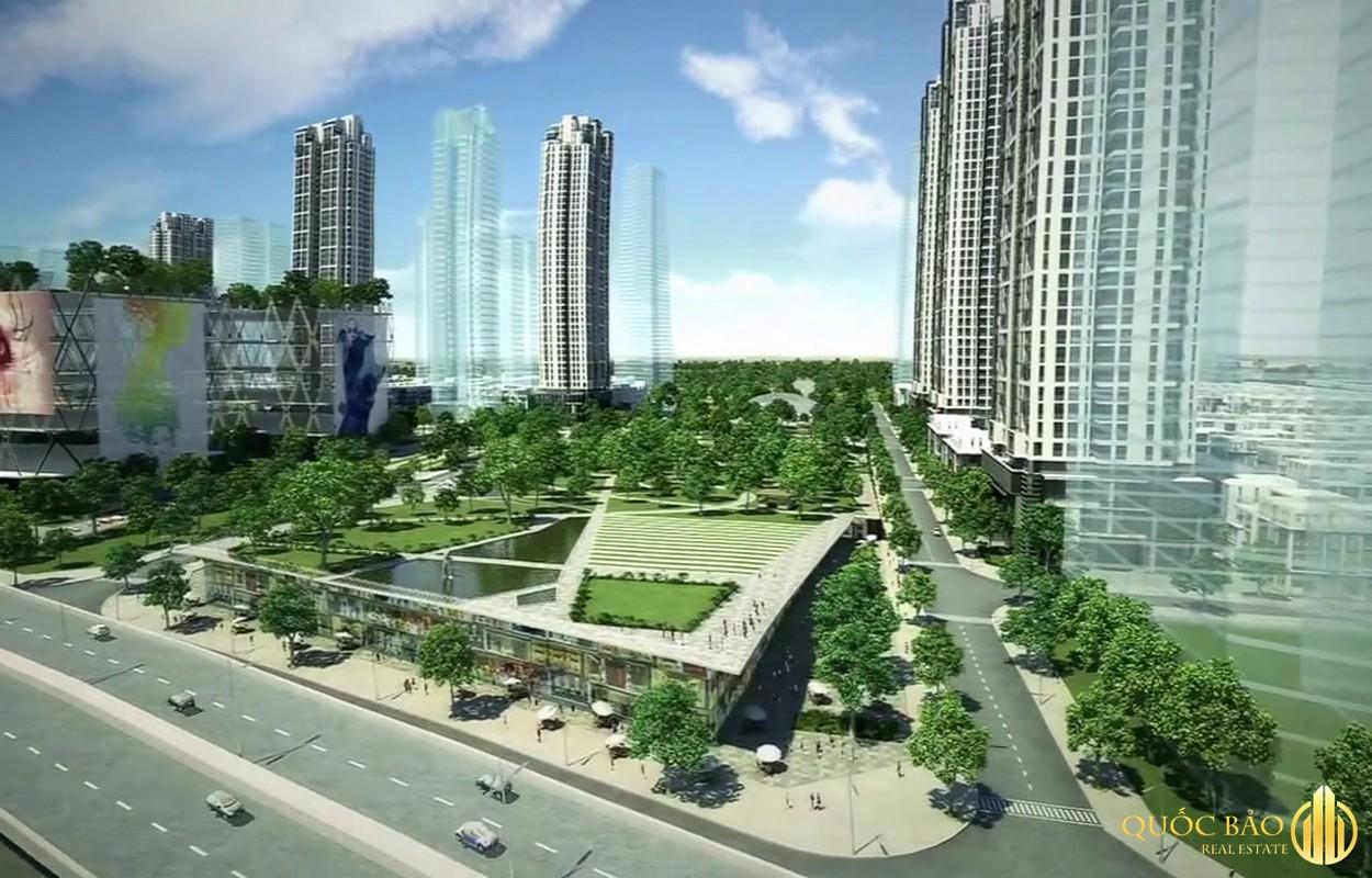 Phối cảnh dự án Vincity Hà Tĩnh
