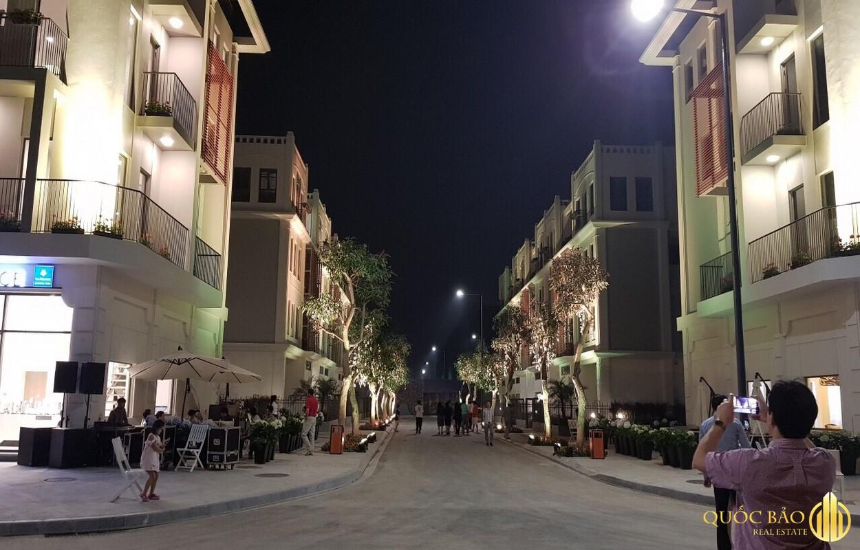 Ảnh thực tế Shophouse Nguyễn Xiển