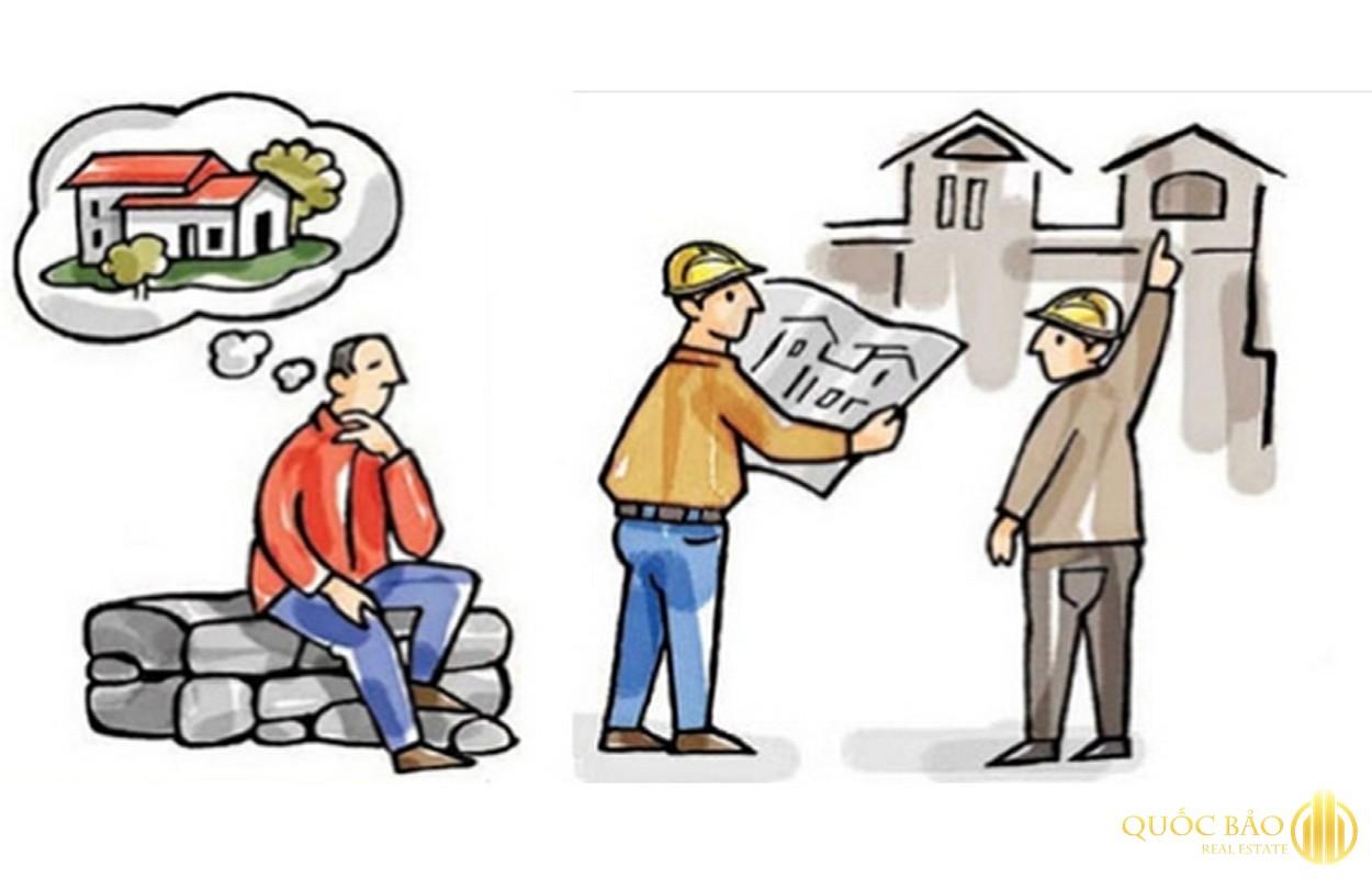 Có nên mượn tuổi làm nhà? Thủ tục mượn tuổi làm nhà là gì?